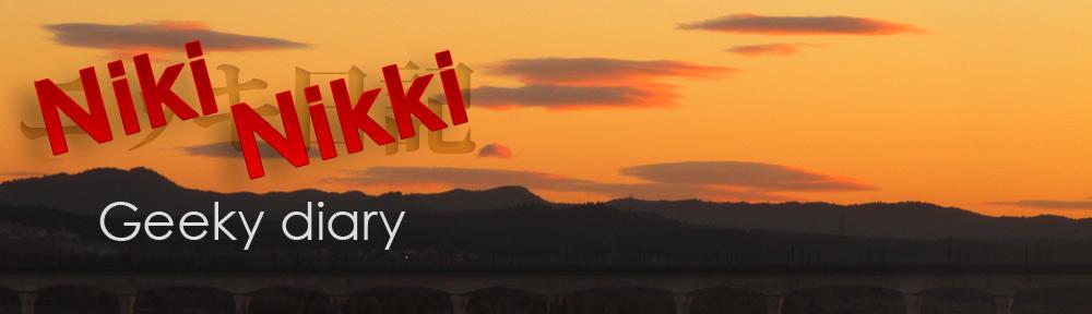 NikiNikki – Nickie's geek diary